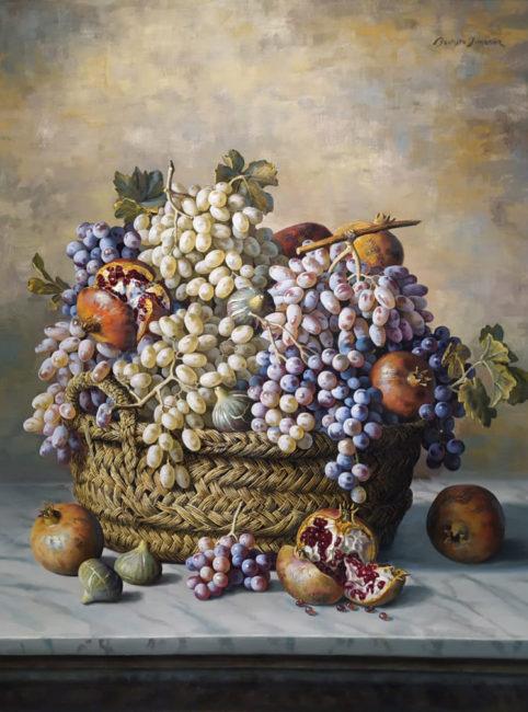 Cesto de fruta - Bautista Jimenez