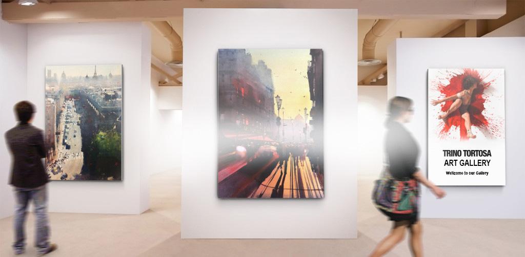 Galería de Arte Trino Tortosa