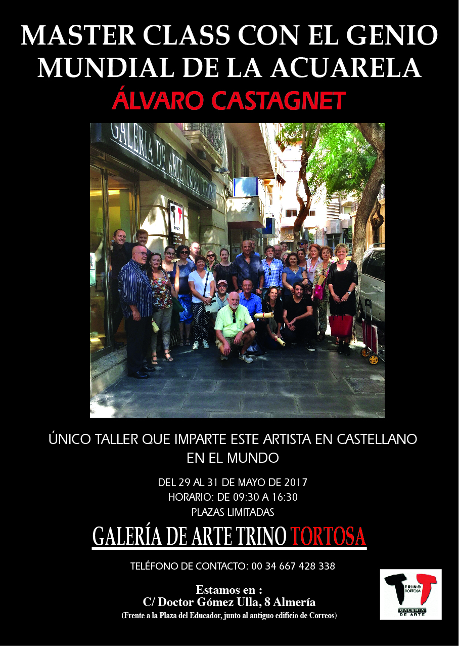Galería de Arte Trino Tortosa - Álvaro Castagnet