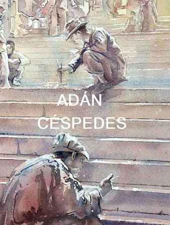 Adan Cespedes - Galeria de Arte Trino Tortosa