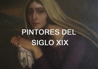 Pintores Siglo XIX - Galeria de Arte Trino Tortosa