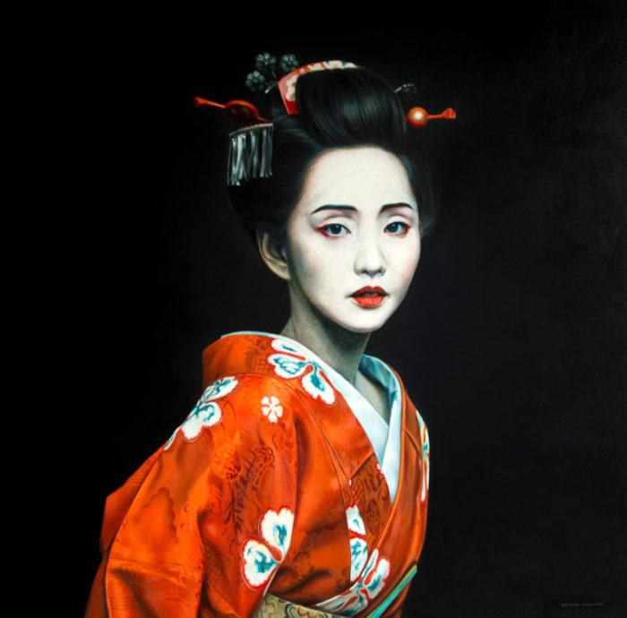 Geisha - Navarro Menchon